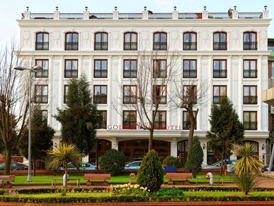 Отель Deluxe Golden Horn Sultanahmet Hotel 4* Стамбул Турция