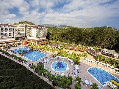 Отель Dizalya Palm Garden Hotel 5* Алания Турция