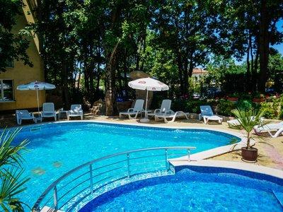 Отель Sunrise Hotel 4* Приморско Болгария