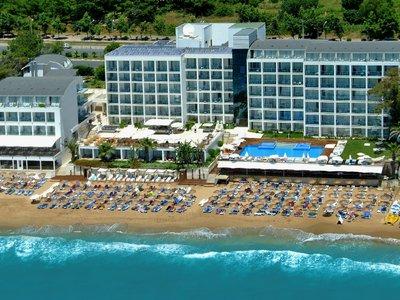 Отель Yalihan Una 4* Алания Турция