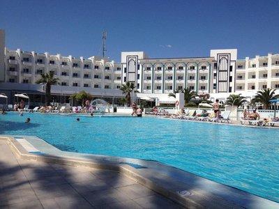 Отель Palmyra Holiday Resort & Spa 3* Монастир Тунис