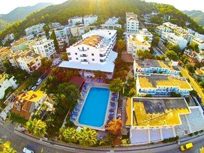 Отель Adler Hotel 3* Мармарис Турция
