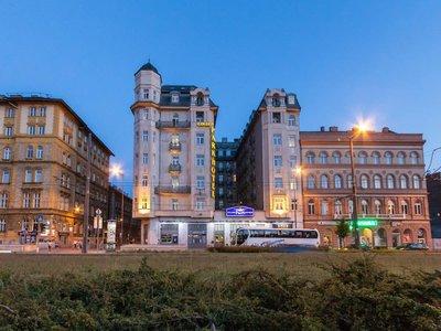 Отель Novum Hotel Golden Park 4* Будапешт Венгрия