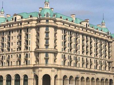 Отель Four Seasons Hotel Baku 5* Баку Азербайджан