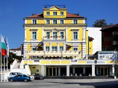 Отель Анна Палас 4* Русе Болгария