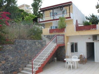 Отель Sarlot Studios 3* о. Крит – Ретимно Греция