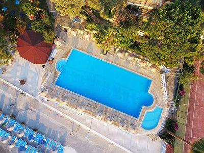 Отель Green Port Bodrum 3* Бодрум Турция
