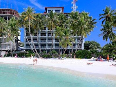 Отель Kaani Grand Seaview 4* Южный Мале Атолл Мальдивы