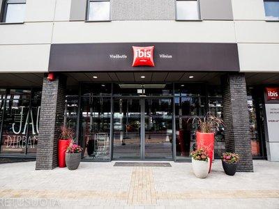 Отель ibis Vilnius Centre 3* Вильнюс Литва