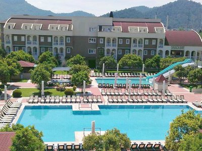 Отель Garden Resort Bergamot Hotel 4* Кемер Турция