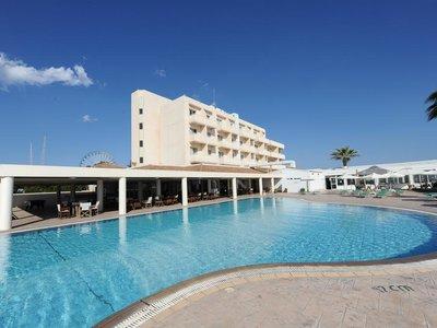 Отель Pierre Anne Beach Hotel 3* Айя Напа Кипр