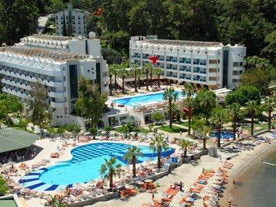 Отель Turunc Hotel 5* Мармарис Турция