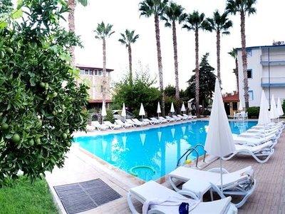 Отель Kylo Garden Hotel By Julitat 3* Кемер Турция