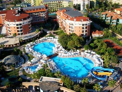 Отель Palmeras Beach Hotel 5* Алания Турция