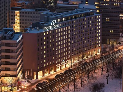 Отель Motel One Berlin-Tiergarten 3* Берлин Германия