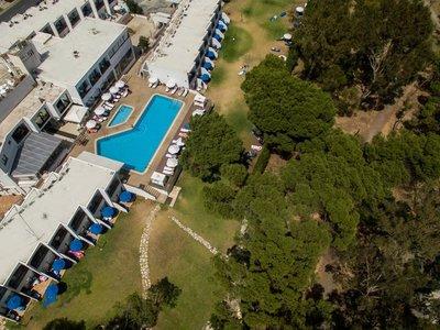Отель Park Beach Hotel 3* Лимассол Кипр
