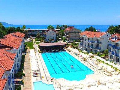 Отель Belcekum Beach Hotel 3* Фетхие Турция
