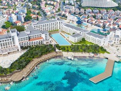 Отель Infinity by Yelken Aquapark & Resorts 5* Кушадасы Турция
