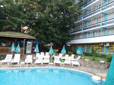 Отель Диана 2* Золотые пески Болгария