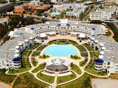 Отель Golden Tulip Taj Sultan 5* Хаммамет Тунис