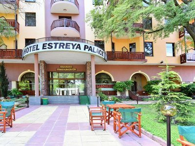Отель Estreya Palace Hotel 4* Св. Константин и Елена Болгария