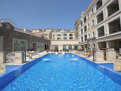 Отель Chedi Lustica Bay Hotel 5* Тиват Черногория