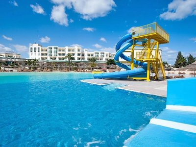 Отель Palmyra Aqua Park El Kantaoui 3* Порт Эль Кантауи Тунис