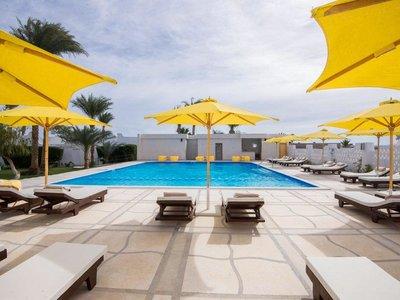 Отель Shams Lodge 4* Сафага Египет