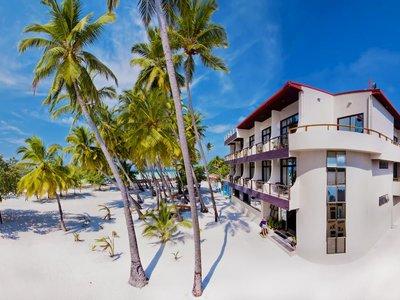 Отель Kaani Beach Hotel 3* Южный Мале Атолл Мальдивы