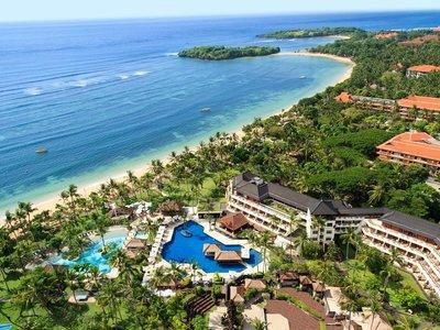 Отель Nusa Dua Beach Hotel & Spa 5* Нуса Дуа (о. Бали) Индонезия