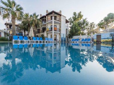 Отель Ayaz Aqua Beach 4* Бодрум Турция