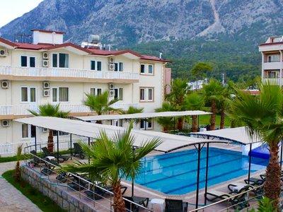 Отель Ozer Park Hotel Beldibi 3* Кемер Турция