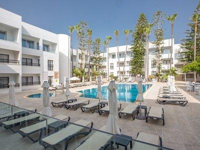 Отель Anthea Hotel Apartments 3* Айя Напа Кипр