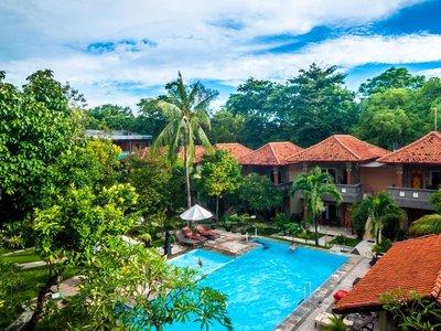 Отель Melasti Kuta Bungalows & Spa 3* Кута (о. Бали) Индонезия