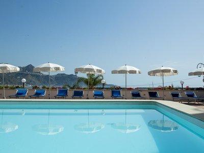 Отель Panoramic Hotel (Giardini Naxos) 4* о. Сицилия Италия