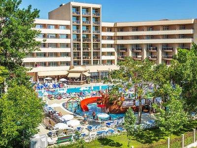 Отель Лагуна Парк 4* Солнечный берег Болгария