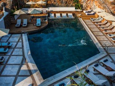 Отель Elounda Orama Hotel 4* о. Крит – Элунда Греция