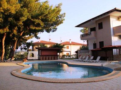 Отель Evripidis Hotel 2* Халкидики – Кассандра Греция