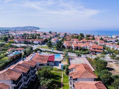 Отель Bomo Bellagio Hotel 3* Халкидики – Кассандра Греция