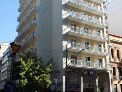 Отель Achillion Hotel 3* Афины Греция