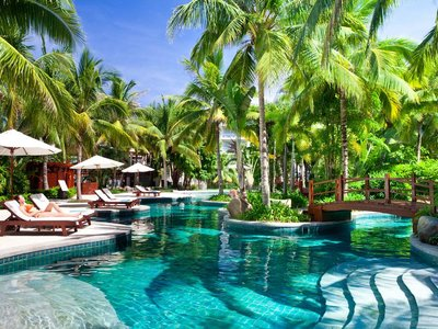 Отель Huayu Resort & Spa Yalong Bay Sanya 5* о. Хайнань Китай