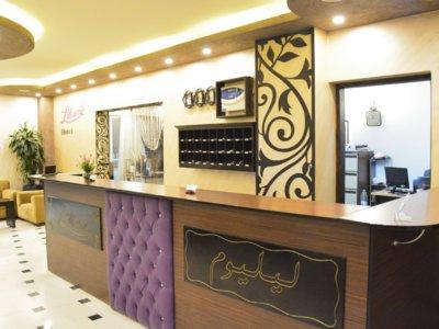 Отель Lilium Hotel 3* Амман Иордания