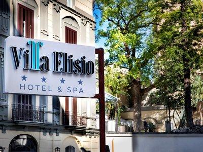 Отель Villa Elisio Hotel & SPA 4* Неаполь Италия