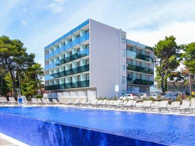 Отель Arausana & Antonina Villas 4* Водице Хорватия