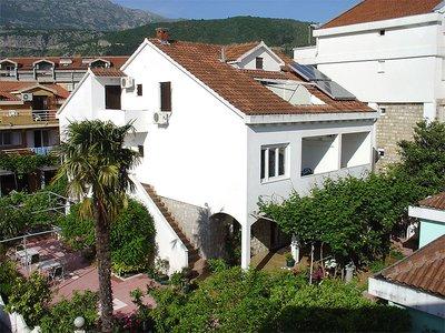 Отель Boskovic 3* Будва Черногория