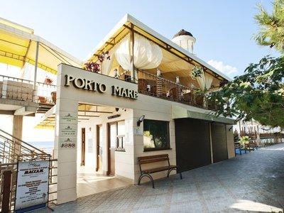 Отель Porto Mare 4* Алушта Крым