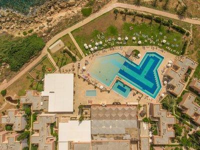 Отель Akteon Holiday Village 4* Пафос Кипр