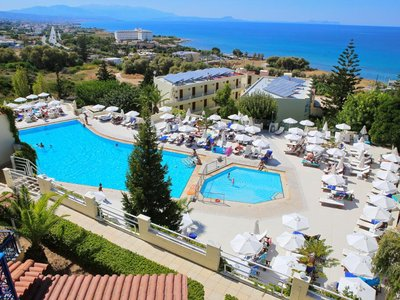 Отель Rethymno Mare & Water Park 5* о. Крит – Ретимно Греция