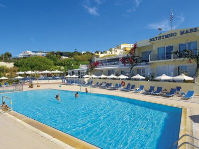 Отель Bomo Rethymno Mare Royal & Water Park 5* о. Крит – Ретимно Греция