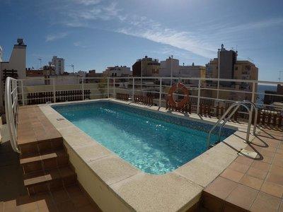 Отель Hostal Vila Del Mar 2* Коста Брава Испания